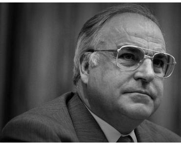 Nachruf auf Helmut Kohl