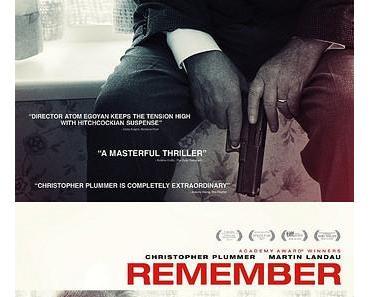 Remember – Vergiss nicht, dich zu erinnern (2015)