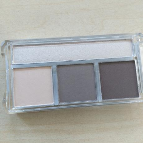 (Review) Catrice - Eye & Brow Contouring Palette 010 But First Cold Chocolate! + Catrice Velvet Matt lip cream 030 Hazel-Rose Royce :)