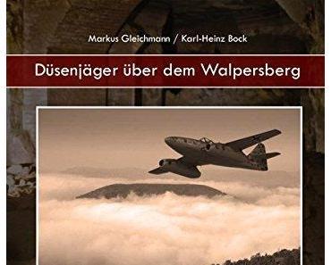 Gleichmann, Markus & Bock, Karl: Düsenjäger über dem Walpersberg