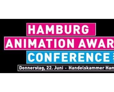 Hamburg Animation Award und Conference 2017