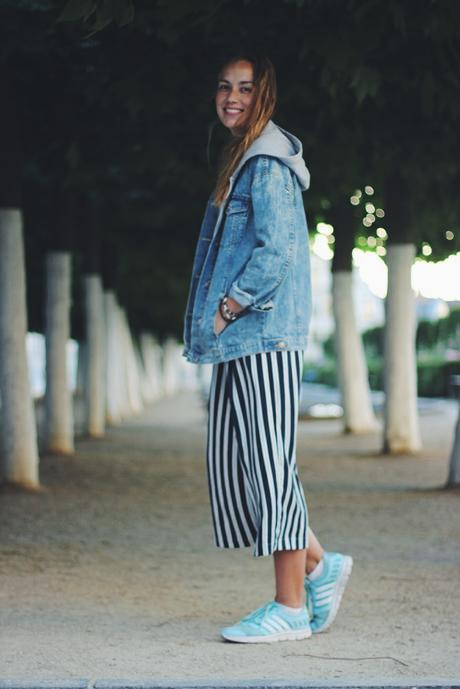 OOTD: Wide Pants in Brussels