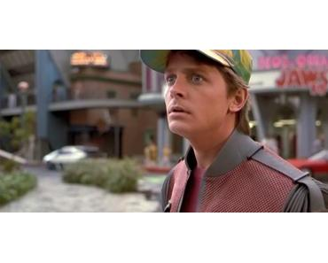 Marty McFly auf Mallorca