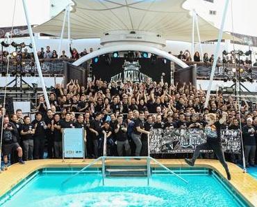 Buchungsstart Full Metal Cruise Vl 2018