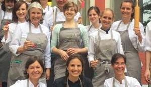 Vegane Pâtisserie Stina Spiegelberg #PlantBasedInstitute