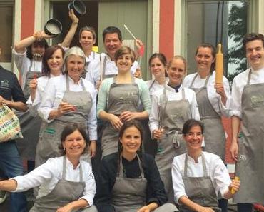 Vegane Pâtisserie mit Stina Spiegelberg am #PlantBasedInstitute