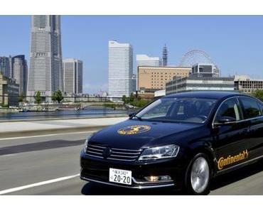 Autonomes Fahren: Continental tritt der Kooperation von BMW und Co. bei