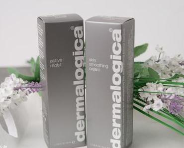 Produktvorstellung - Dermalogica - Active Moist und Skin Smoothing Cream