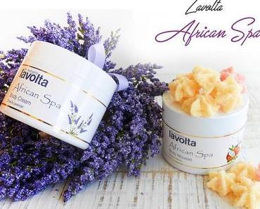 Lavolta  - AFRICAN SPA - Body Cream / Mousse - Shea & Lavendel , Shea & Kokos