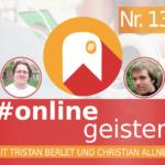 Online Business, Teil 1 — #Onlinegeister Nr. 13 (Netzkultur-Podcast)