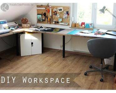 Kreativraum / DIY-Workspace