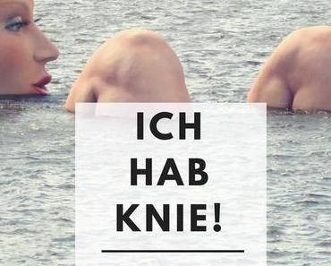 Knieschmerzen – Sind das die ersten Zipperlein, wenn man älter wird?