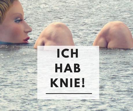 Knieschmerzen - Sind das die ersten Zipperlein, wenn man..