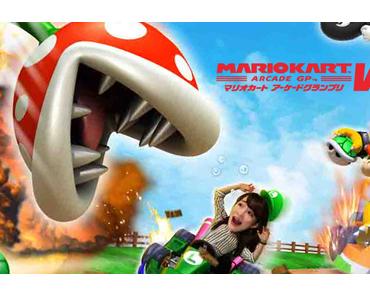 Mario Kart VR kommt in die Arcade Spielhallen