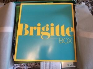 Brigitte Box – 03/2017 – unboxing