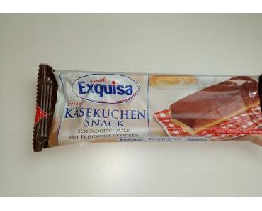 Exquisa Käsekuchen Snack Schoko