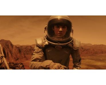 In DEN STERNEN SO NAH lernt ein Mars-Kind die Erde kennen