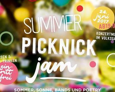 Summer Picknick Jam im Volksgarten Mönchengladbach
