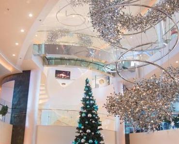 Weihnachten mit TUI Cruises