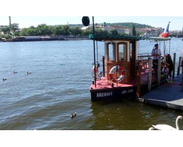Prag: heiss, Schweiss und Schnitzel