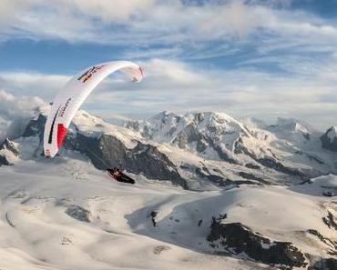1.000 km von Salzburg nach Monaco – Die Red Bull X-Alps 2017!