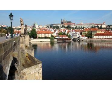 Prag: ein totes Ross und vierunddreissig Pinguine