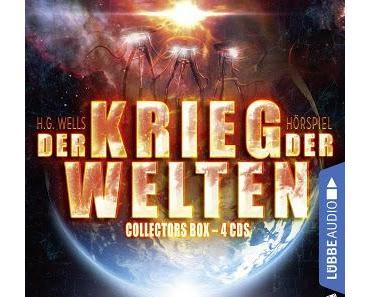 Hörspielrezension: «Der Krieg der Welten» (Mediabühne Hamburg/Lübbe Audio)
