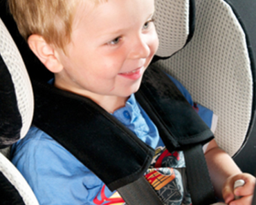 Sommerferien: Wie sicher fahren eure Kinder im Auto mit?
