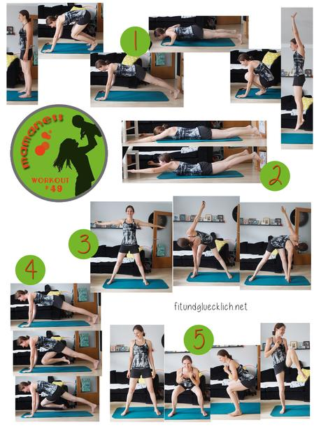 {Mamaness} Workout #49 Pyramide
