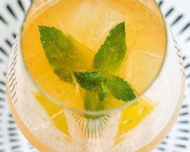 Feierabend-Cocktail: Lillet Reine und Kommissar Dupins sechster Fall