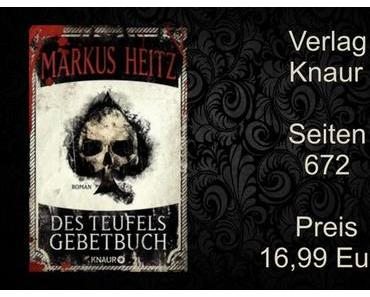 Rezension | Des Teufels Gebetbuch von Markus Heitz