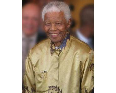 Nelson Mandela Steckbrief