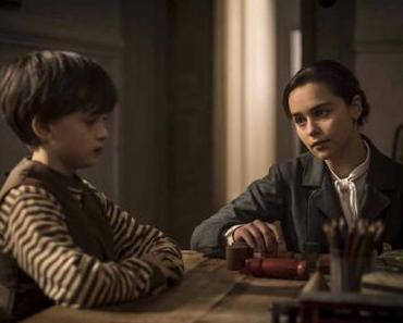 Emilia Clarke gelingt es nicht VOICE FROM THE STONE zu retten