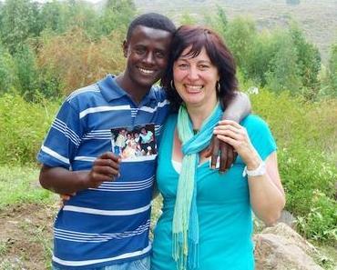 Patenkind in Äthiopien besuchen – Sabine erzählt von ihrer Reise