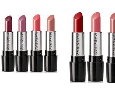 Mary Kay Gel Semi-Shine Lipstick //BEAUTY