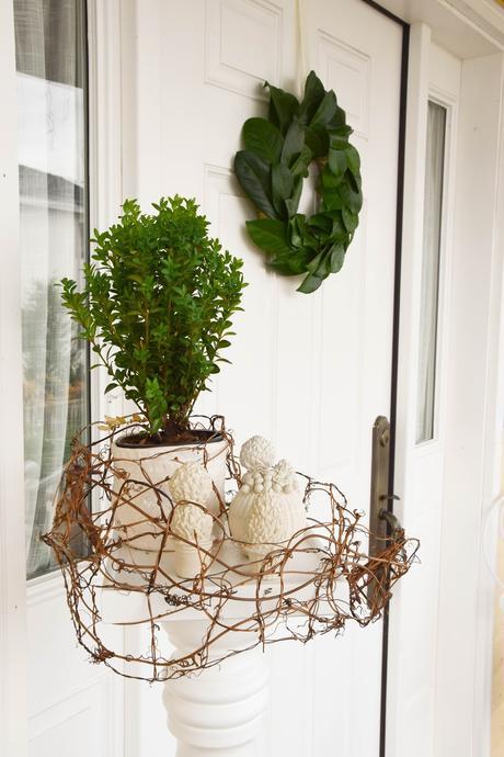 wei gr n klassisch und das gewisse etwas. Black Bedroom Furniture Sets. Home Design Ideas