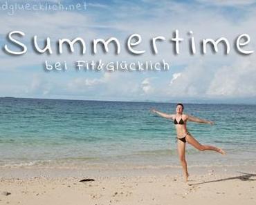 Sommerzeit bei Fit & Glücklich