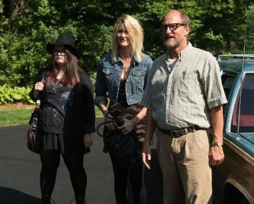 Woody Harrelson gibt in WILSON einen sonderbaren Misanthropen