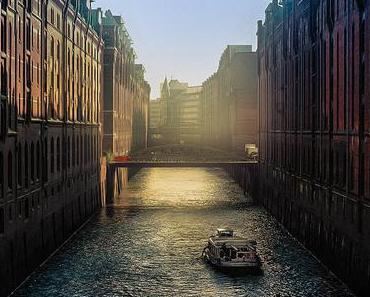 Hamburg: Ein Nacht im 25hours Hotel HafenCity - Speicherstadt und andere fußläufige Hotspots