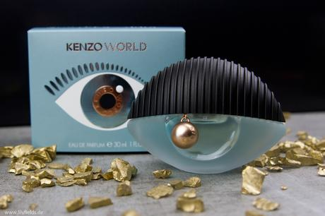 [Review] Kenzo World - Eau de Parfum