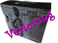 Verlosung: Babytrage Cybex 2 Go von kinderwagen.com