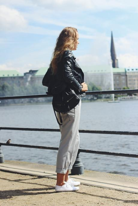 OOTD: Beautiful Hamburg!