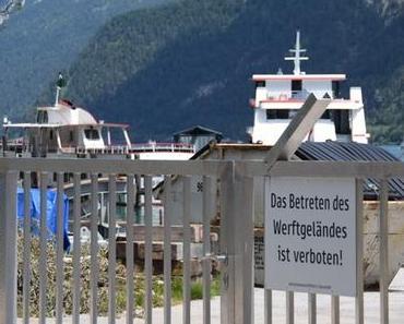 Wanderung zur Gais Alm am Achensee in Tirol