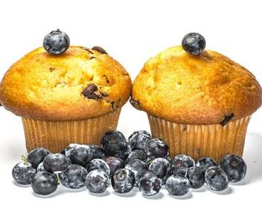 Tag des Blaubeermuffins – der US-amerikanische National Blueberry Muffin Day