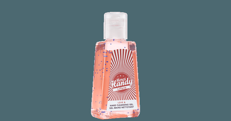 Merci Handy Hand Cleansing Gel Lollipop