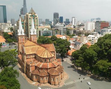 Wie sollte man Südvietnam in 7 Tagen entdecken?