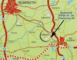 Jetzt schnell eintüten - Tütenmoor III in Wahlstedt