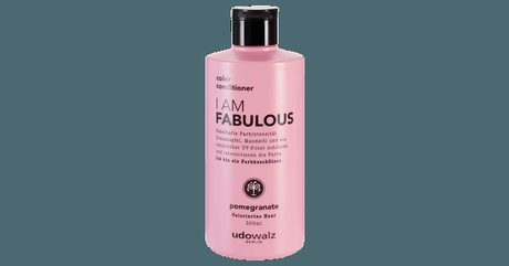 udo walz I AM FABULOUS color shampoo & conditioner