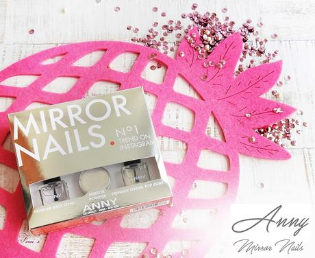 ANNY -  Mirror Nails - Summertrend Nailstyle  - Maniküre Trend
