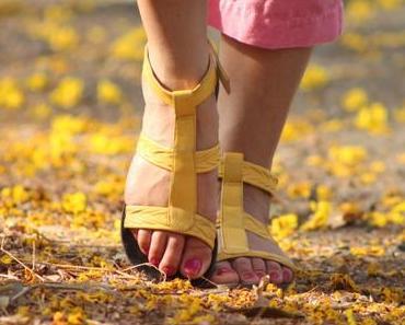 Zeigt her eure Füße
